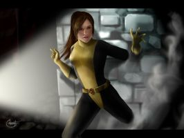 Shadowcat by Shafcrawler