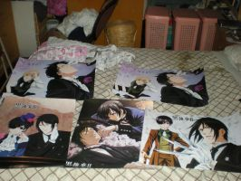 KuroshtisujiBlack Butler Posters for Sale or Trade by HinataFox790