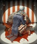 Uncle Sam - Whats for Dinner? by Quasimanga