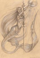 mermaid by Morfina92