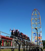Top Thrill Dragster - Cedar Point by Phi1997