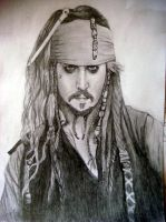 Johnny Depp :D by EvanRank