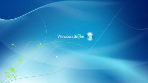 Windows Seven Wallpaper by sharkurban