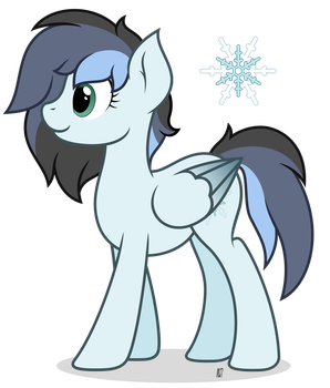 Icy Snow by MrLolcats17