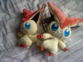 Vivctini Plushes by Browntown747
