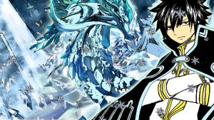 Gray Fullbuster-The Ice emperor by Glacegon