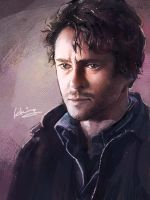 Will Graham by Haining-art