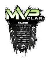 MVP Clan Shirt Graphic by meandmunch