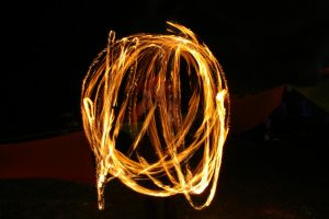 .: BALL OF fIRE :. by onesweetwish
