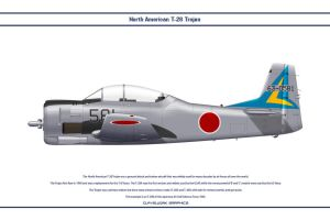 T-28 Japan 1 by WS-Clave