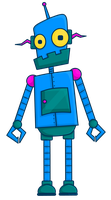 Conventional robot by lytre98