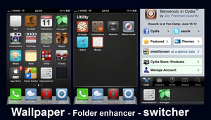 Wallp-Folder-switcher .EdiusHD by emanuele93