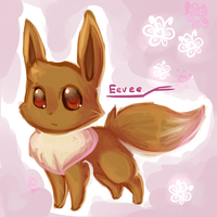 Eevee by JAYWlNG