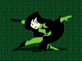 Shego by NormanSanzo
