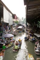 Floating Market by luccide