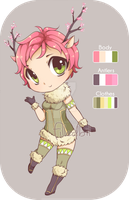 [CLOSED] Solo  Adoptable #3 by GioFD