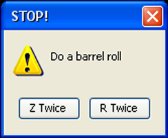 Barrel Roll by GoRays