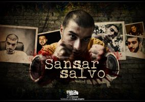 Sansar Salvo WallpaperEsega Graphic by EsegaGraphic