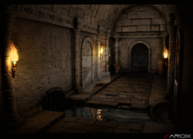 Catacombs by Sarcix82