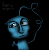 you're not perfect by Comickit