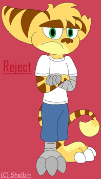 Gift: Reject by Shelbi-Cat