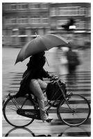fast in the Rain by nesmanpro