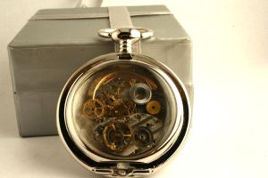 Reconstructed Pocket Watch by GomoDucky