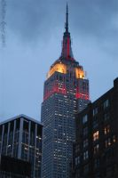 Empire State Building by dj-neogirl