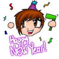 Happy New Year! by Chrisily