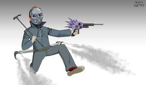 No. 0 -- Sid Wilson by purple-telvanni