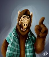 Alf by ManuDGI