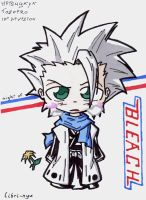 Hitsugaya - night of wijnruit by Libri-nyu
