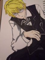 Shizuo Durarara request by animenyancat