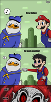 Dolan meets Mario by 1gga