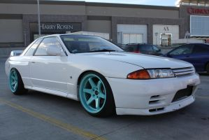 Snow White R32 by KyleAndTheClassics