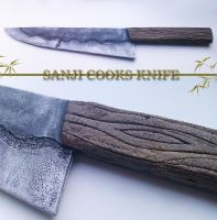 Sanji - Cooking Knife by Tha-Fire-Dude