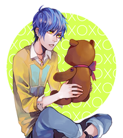 what the heck ami supposde to do with this bear by Kelcake