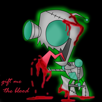 Gift Me the blood by sibred