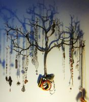 weeping willow jewelry tree3 by mystic-muse-jewelry