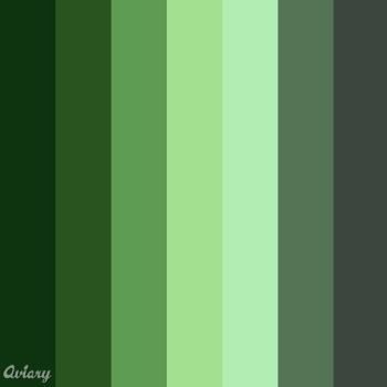 green color wheel real by philipmcm