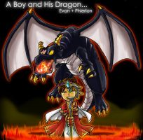 A Boy and His Dragon Pt.6 by kynim