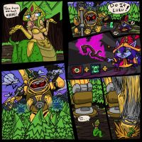 LOL comic Naut and lulu by jawas47