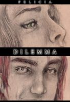 'Dilemma' Cover Art (Without Reference) by Aty-S-Behsam