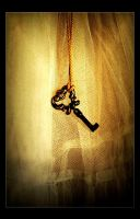 The Key Necklace by Forestina-Fotos