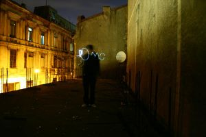 Light Tagging I by 3coaie