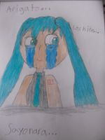 6. The Disappearance of Miku by ParadoxProphet