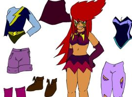 Dressup Firefli Preview by F-Stormer-3000
