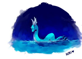 dragonair by KoriArredondo
