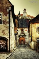 old city by Wintertale-eu