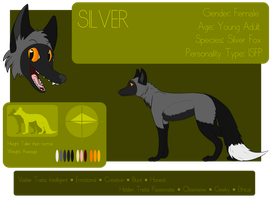 Silver Reference 2015 by Silvaina